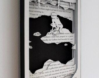 Pocketses - 'The Hobbit' Hand Cut Silhouette Scene