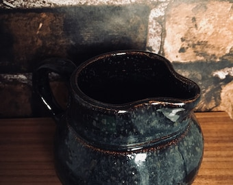 Small Syrup Pitcher