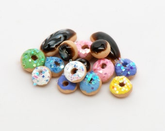Dollhouse Miniature, 1:48 Scale, Bakers Dozen Miniature Donuts