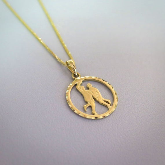 gemini gold sign zodiac star ktcollection necklace l necklaces