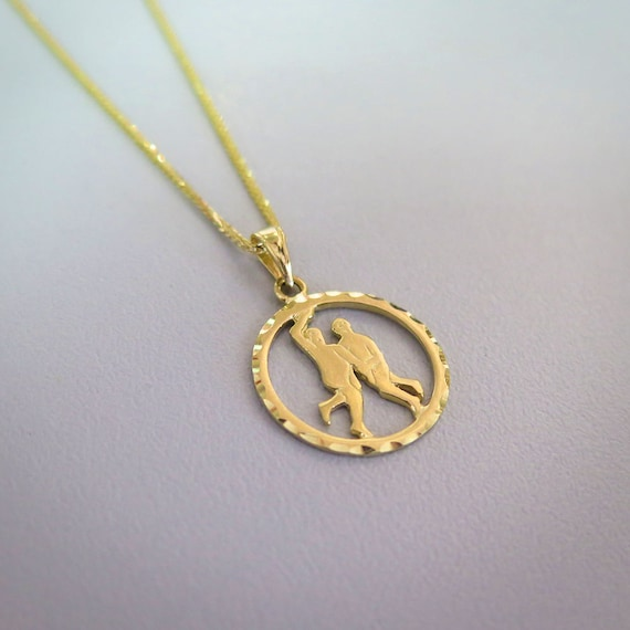 jewellery silver necklaces zodiac image sterling gemini chlobo necklace