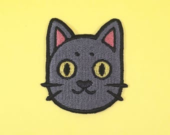 Boo Cat Patch