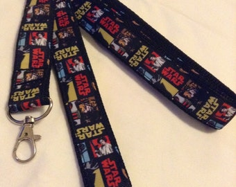 Star Wars themed leash or collar