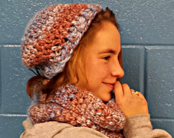 Hat and Cowl set