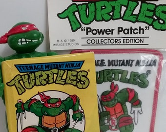 Combo Pack- Teenage Mutant Ninja Turtles, RAPHAEL