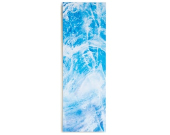 Wave Tie Dye Bookmark