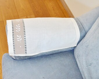 Sofa Arm Rest Covers Table Overlay Wedding Shower Party Decor Christmac  Deco Gift Shabby Chic Cottage Gift Ideas