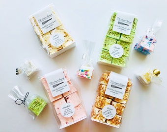 The Sweet Retreat, Small Batch Hand Crafted Marshmallows