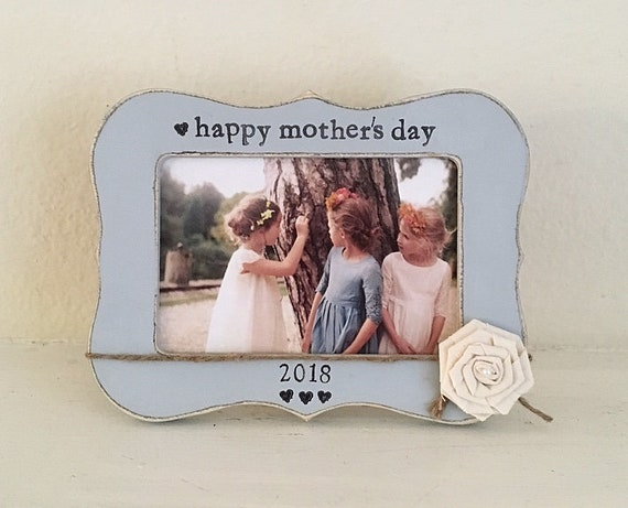 Mother\'s Day picture frame, happy Mother\'s Day 2018, GIFT for mom ...