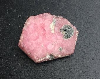 Natural Ruby Crystal - hexagonal