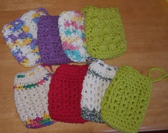 Spa and soap cozies