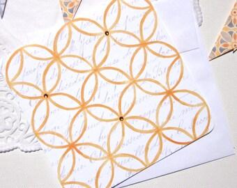 SUNSHINE Jeweled Card