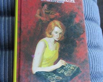REDUCED Vtg 1977 Nancy Drew #24 The Clue In Old Album Hardcover Book, Carolyn Keene. VGC