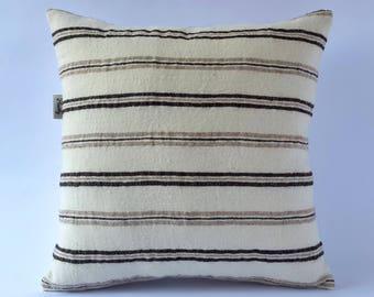 Moroccan Hanbal Pillow 16x16 40x40cm. Decorative Moroccan Wazani Hanbal Pillow Cover Cushion. Home Decor