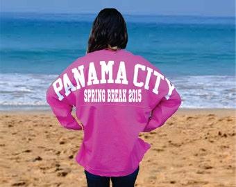 vacation jersey, custom jersey, billboard jersey, panama city