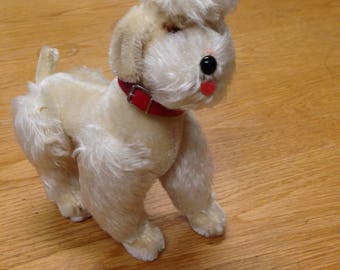 Steiff dog -