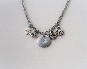 X Files Necklace