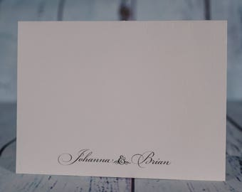 Custom Thank You Cards, Custom Note Cards, personalized Note Cards, personalized Thank You Cards, Thank You Cards With Names, Note Cards