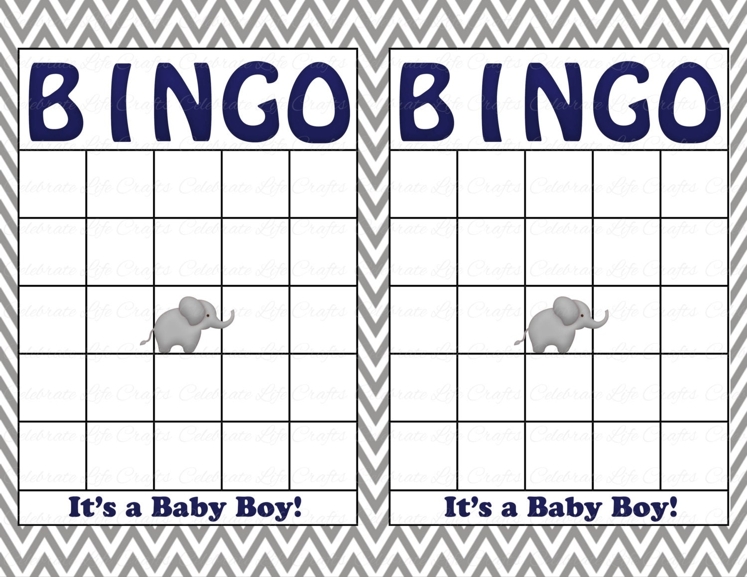 It's just an image of Clean Baby Bingo Printable