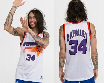 Charles Barkley 34 / Phoenix Suns / 1990s / Size M