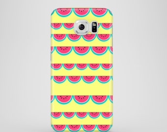 Watermelons lace phone case / iPhone X / iPhone 8 / iPhone 7 / Fruit Samsung Galaxy S7 case / Samsung Galaxy S6, S6 Edge, Samsung Galaxy S5