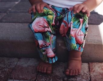 Funky Flamingo Pants