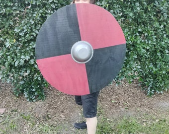 Full Size Battle Ready Viking Shield