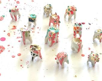 Tiny Teeth Sculptures / Set of 5