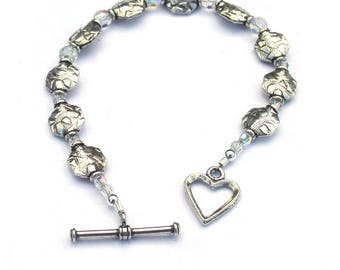 Sterling Silver Beaded Bracelet for Women Who Have Everything