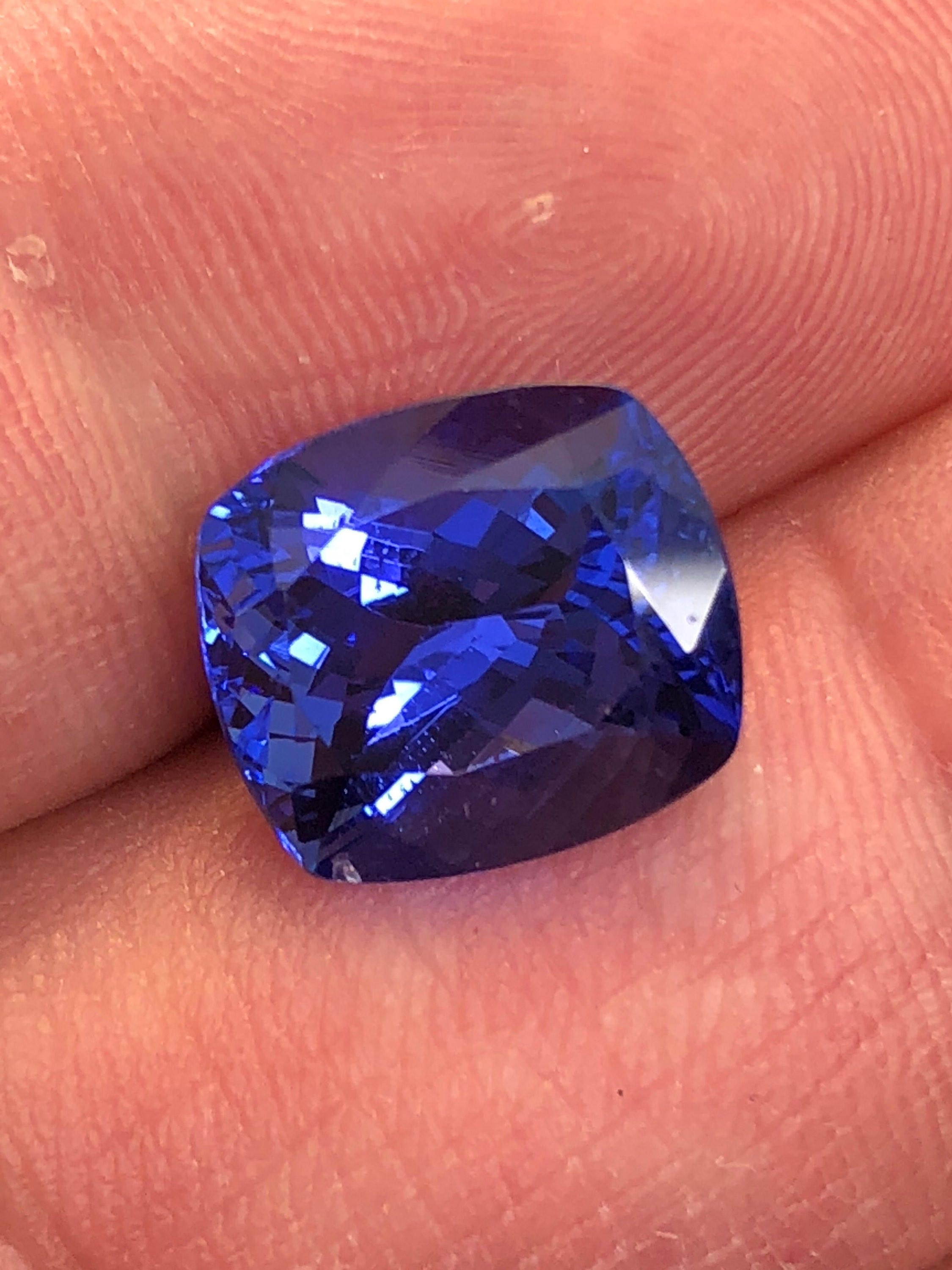 certified natural gemstone tanzanite flawless il fullxfull sapphire shipping brilliant loose listing