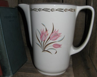 Mid Century Ceramic Coffee Pot