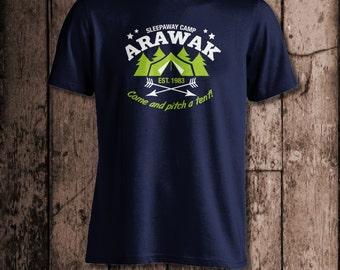 Camp Arawak | Men's tee | Inspired by Sleepaway Camp