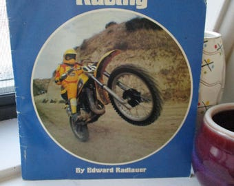 Minibike Racing by Edward Radlauer-1980