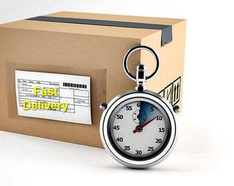 Express Delivery (1 - 3 working days) to anywhere in the world