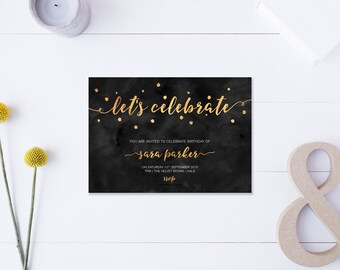 EVENTS | DIY Printable
