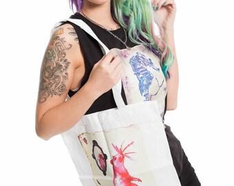 Organic tote bag-Council