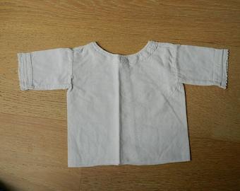 Antique Baby's bra in cotton.