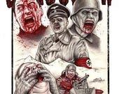 Dead Snow Zombie - A5 Siz...