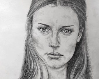 Gilmore Girls Drawing - Rory