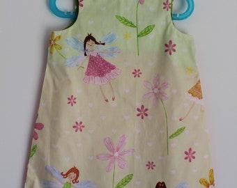 "My dress ""Pretty fairies"" T 3/4 years"