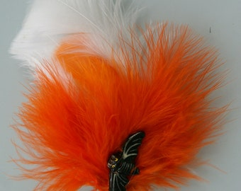 Batty Halloween Hair Fastener