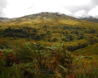 Scottish Highlands Photo Print