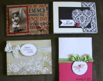 June 2013 Handmade Card Kit