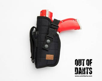 Boomco M6 Holster (Right or Left hip options) Also holds The Pink Crush