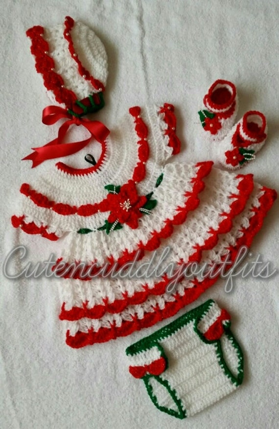 Christmas Patterns Crochet, Christmas Patterns for Girls, Baby ...