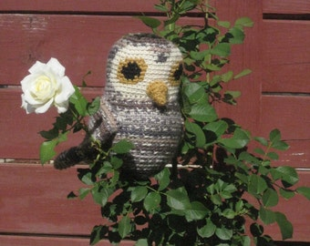 York the Owl pattern