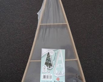 Support appier mache tree shaped - A decorating