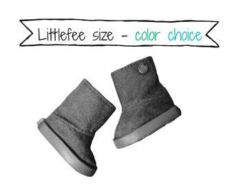 LITTLEFEE BOOTS:  original m.e.g.designs boots choose from 29 colors yosd iplehouse BID Fairyland Littlefee