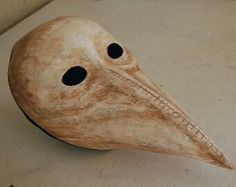 Eileen the Crow mask (Bloodborne)