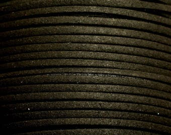 5 Metters - strap suede 3mm black 4558550101945